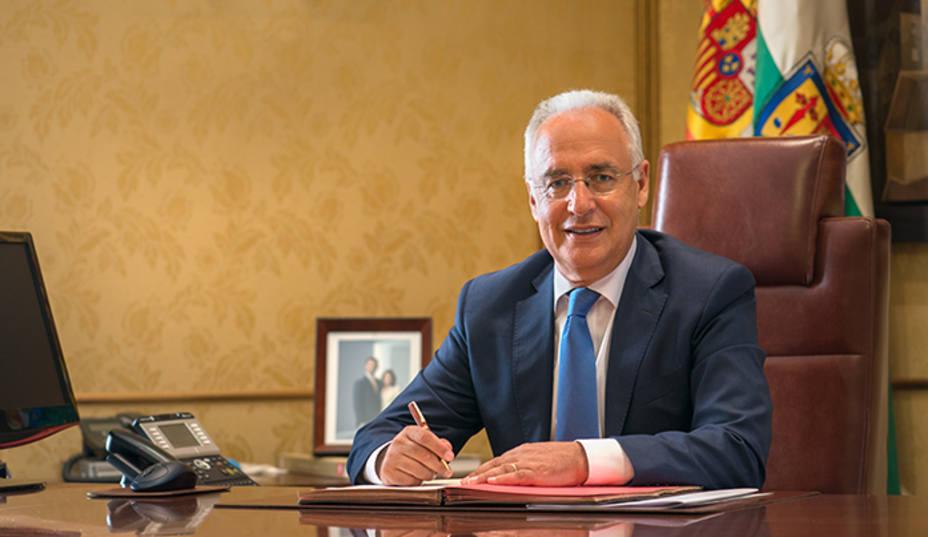 José Ignacio Ceniceros, presidente del Gobierno de La Rioja