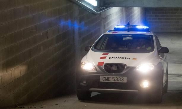 Dos hombres, heridos en un tiroteo en Sabadell