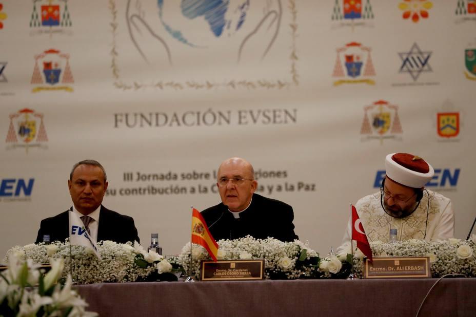 Conferencia Mundial sobre la contribución de las religiones a la paz y a la concordia