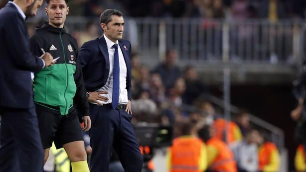 Valverde: Es extraordinario lo que Messi nos da y lo que le quita al contrario