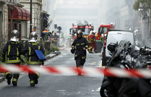 Explosión de París