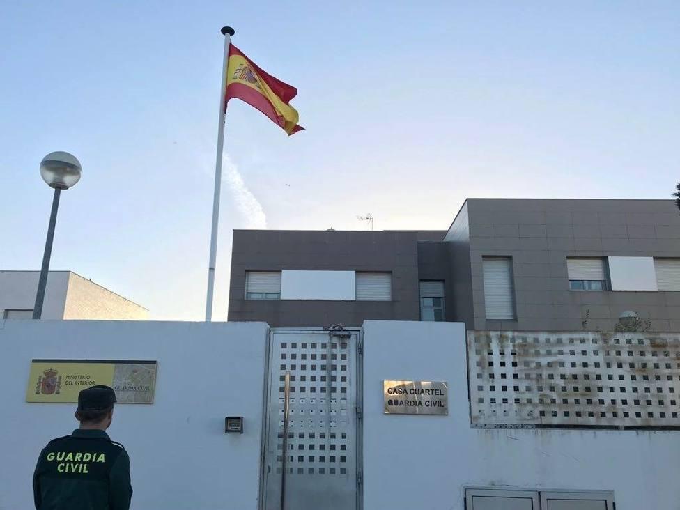 ANDALUC�A.-Huelva.- Sucesos.- Investigan a cinco menores por su presunta relación con dos robos en una finca en Bollullos