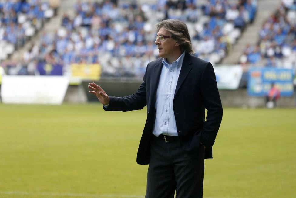 Sergio Egea toma el mando del Oviedo