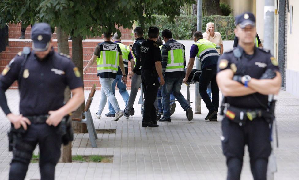 La criminalidad crece en España en el primer trimestre de este año