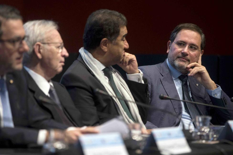 Investigan al delegado de la Generalitat en Suiza por contratar a los observadores internacionales del 1-O
