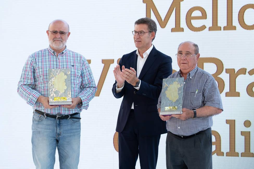 O presidente do Goberno galego preside o acto de entrega dos premios da XXXI Cata de viños de Galicia, XXI Cata de augardentes de Galicia e VIII Cata de licores tradicionais