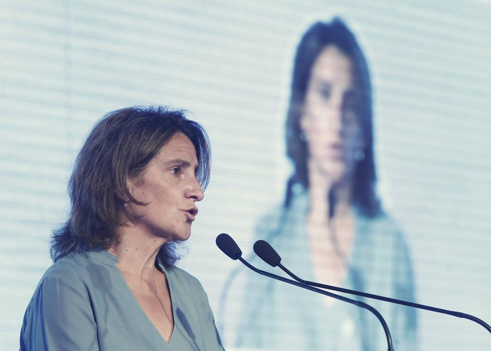 Teresa Ribera ve una gran irresponsabilidad las palabras de Fernández (PP) y asegura que ayudarán dentro de la ley