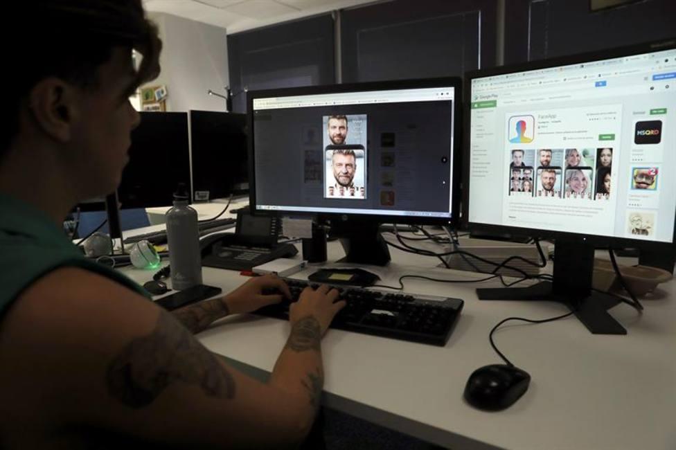 La aplicación FaceApp comunica que borra las fotos a las 48 horas de subirlas