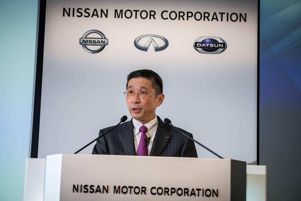 Yasuhiro Yamauchi será el consejero delegado interino de Nissan tras la renuncia de Hiroto Saikawa