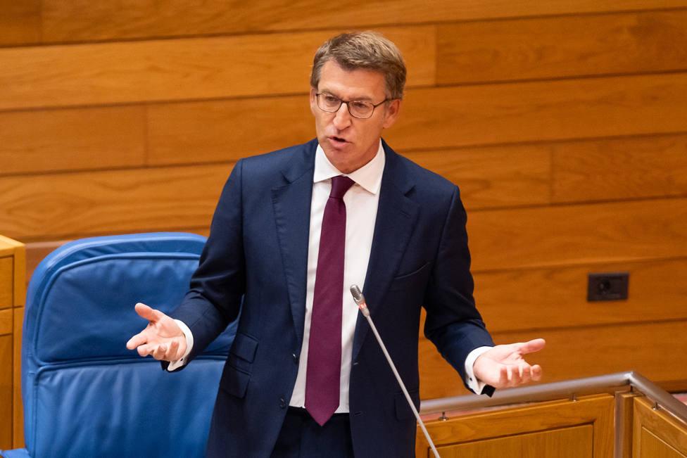 Feijóo propone un Decreto Ley para desbloquear los fondos de las autonomías