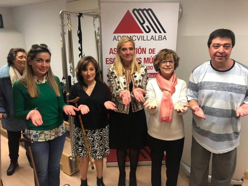 Asociación de Esclerosis Múltiple de ColladoVillalba