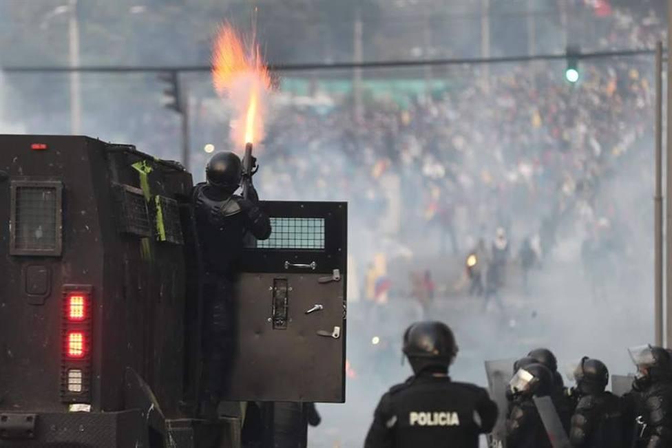 Las Fuerzas Armadas de Ecuador anuncian que la restricción de circulación se extiende a todo el país
