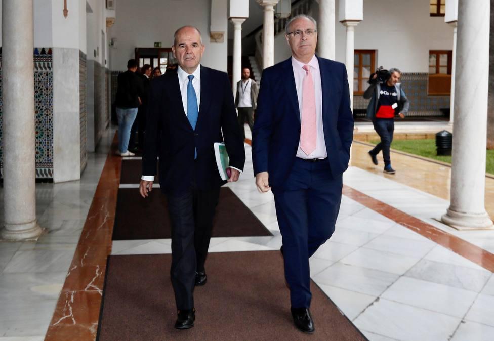 Chaves comparece ante comisión que investiga irregularidades en FAFFE