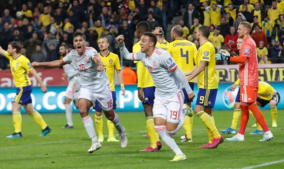 Fútbol/Selección.- Adama Traoré sustituye al lesionado Rodrigo Moreno en la selección para Malta y Rumanía