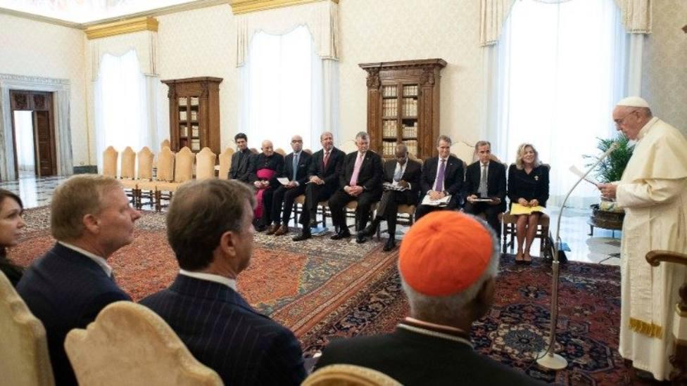 El Papa pide que la economía vuelva a un enfoque ético