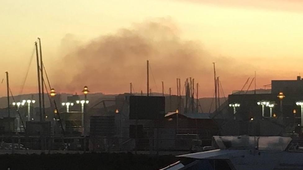 Los ecologistas exigen medidas contra la contaminación en Gijón a Principado y Ayuntamiento