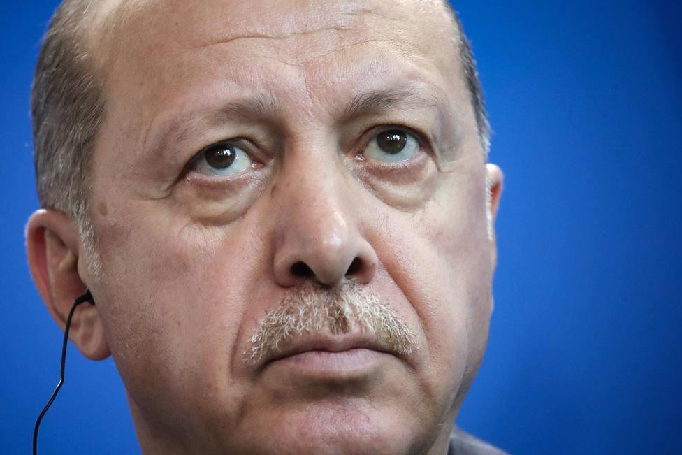 Erdogan, decidido a frenar los intentos del régimen sirio de violar el alto el fuego en Idlib