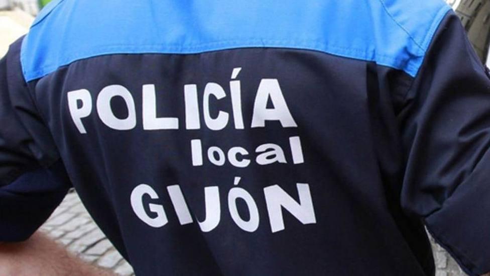 Detenido en Gijón por agredir a su pareja y su hija