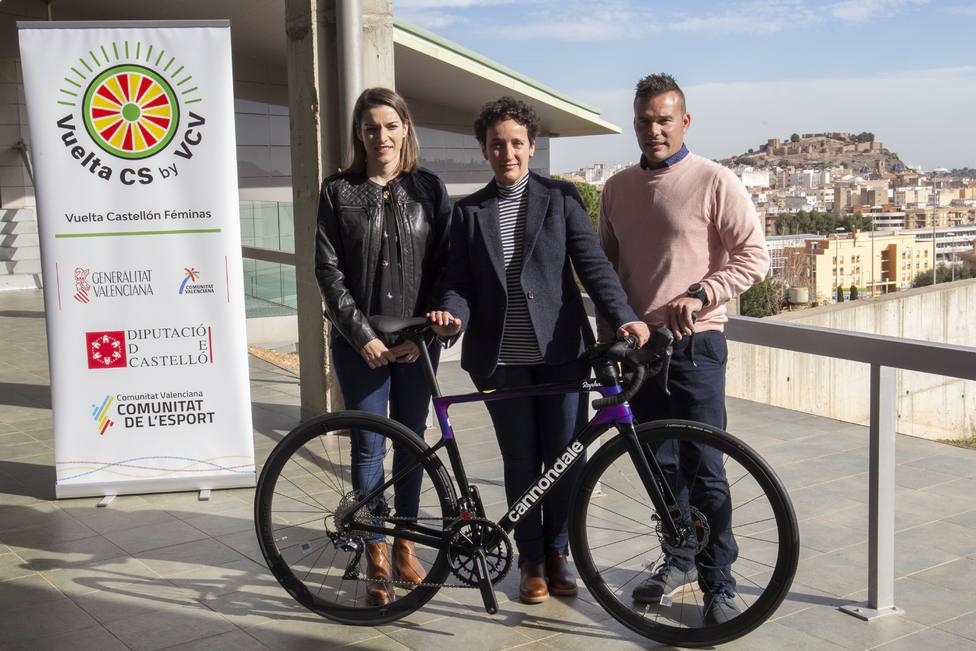 La primera Vuelta Ciclista Femenina a la provincia de Castellón saldrá desde Onda