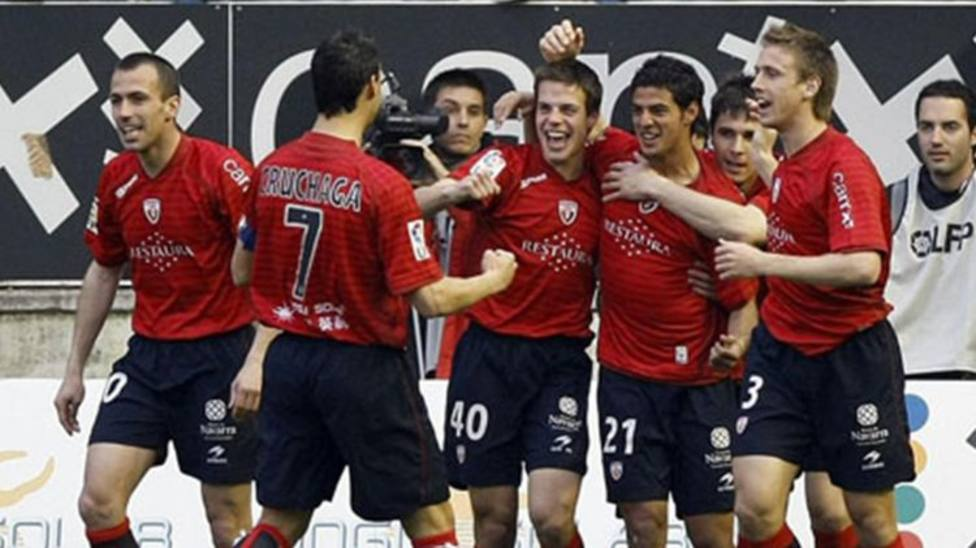Osasuna - Real Madrid a través de los canteranos