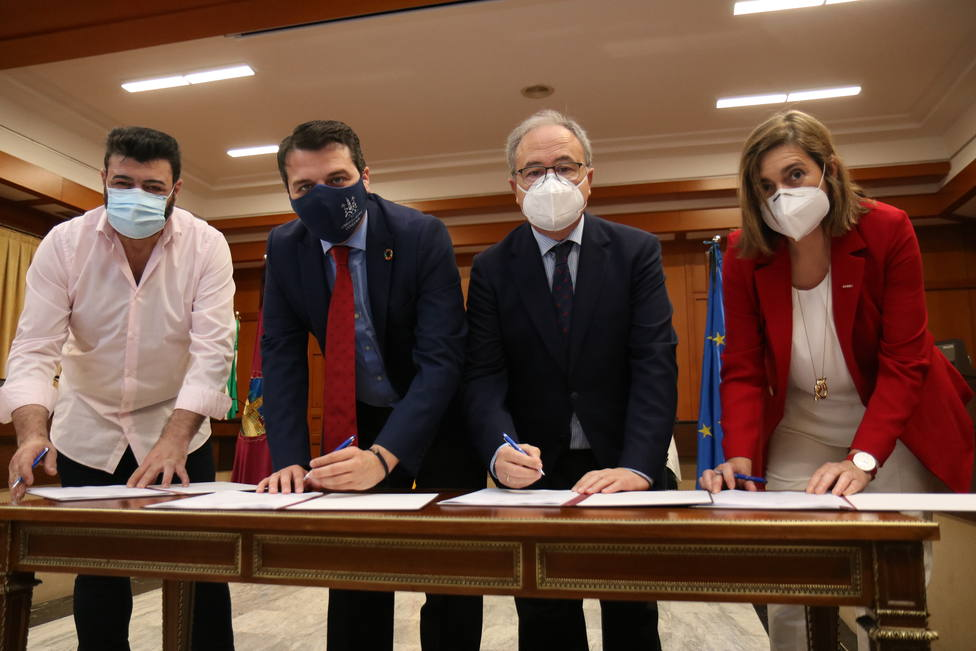 El Ayuntamiento de Córdoba acuerda el Plan de Choque que supondrá unos 100 millones de euros