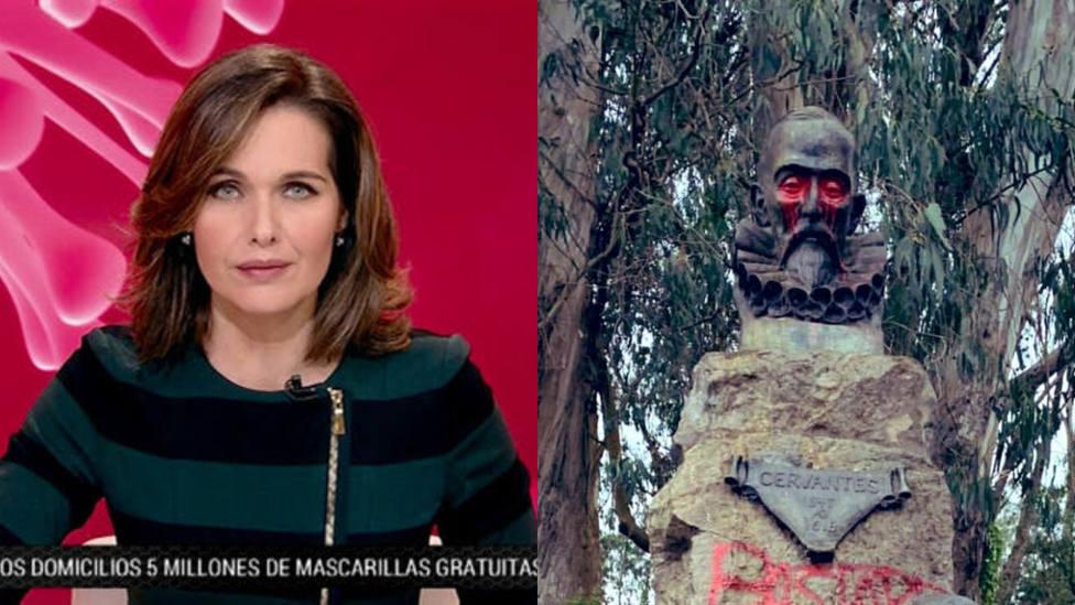 Raquel Martínez (TVE) denunica lo último ocurrido en Estados Unidos: La ignorancia hace estragos
