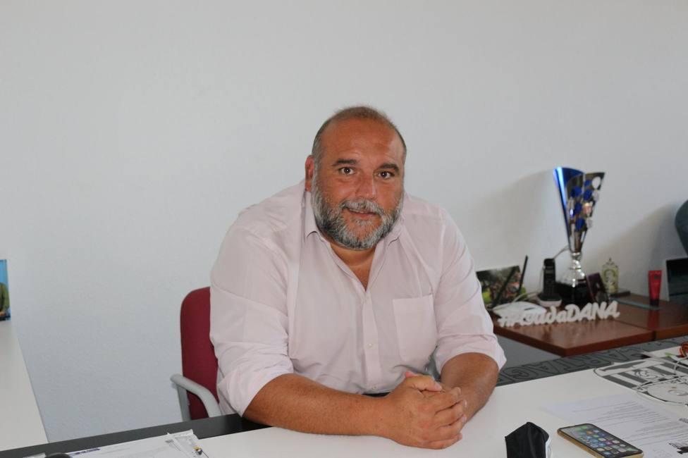 Manolo Sánchez Breis Queremos hacer feliz a toda una ciudad