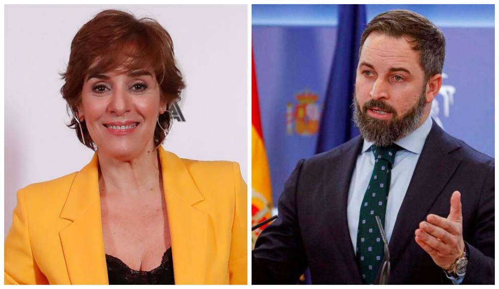 """El 'dardo' de Anabel Alonso a Abascal tras denunciar la llegada de inmigrantes a España: """"Están desmandaos"""""""