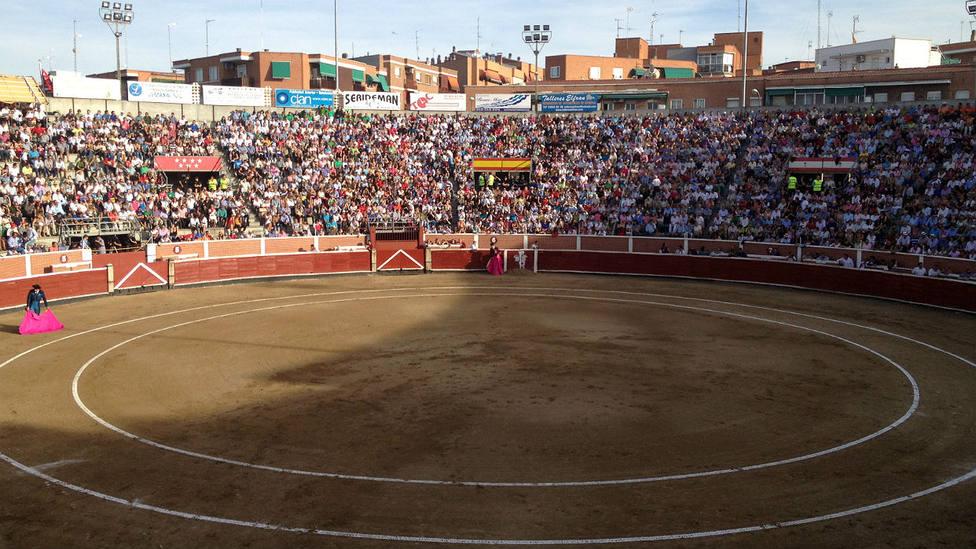 La plaza de toros La Tercera de San Sebastián de los Reyes no tendrá toros este año por la pandemia
