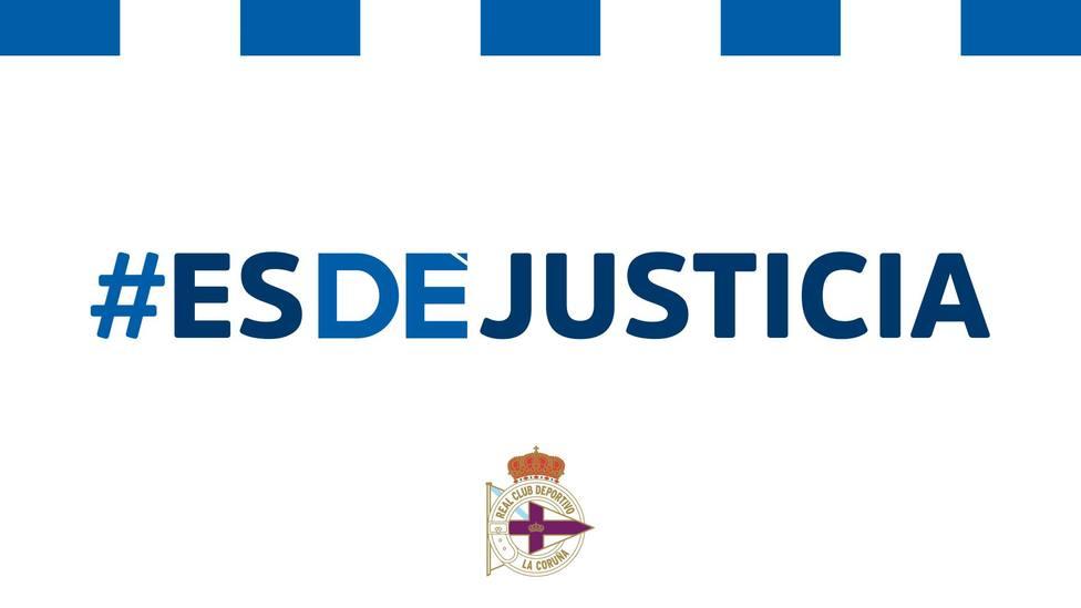 El Deportivo defiende a Bergantiños y acusa a LaLiga de querer tapar todas sus graves negligencias