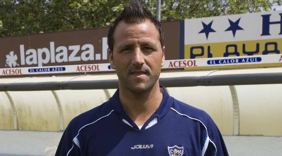 Colmenero, jugador del Mallorca, Sporting y Deportivo de La Coruña