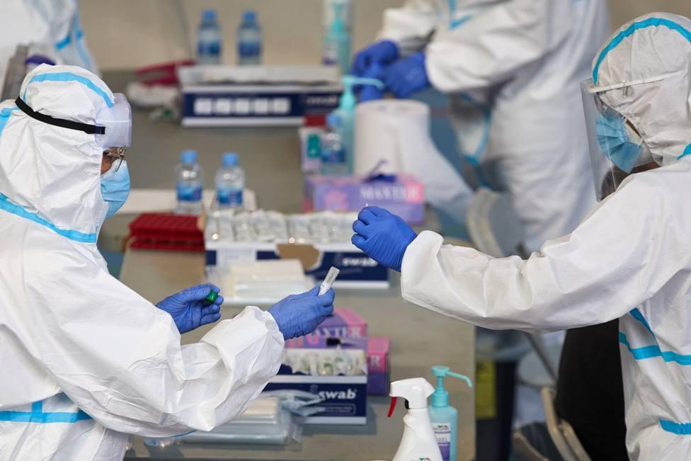 Cataluña suma otros 1.672 contagios por COVID, pero ninguna defunción