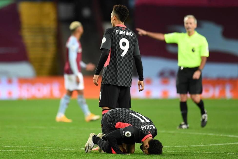 El Aston Villa le hace un histórico siete al Liverpool