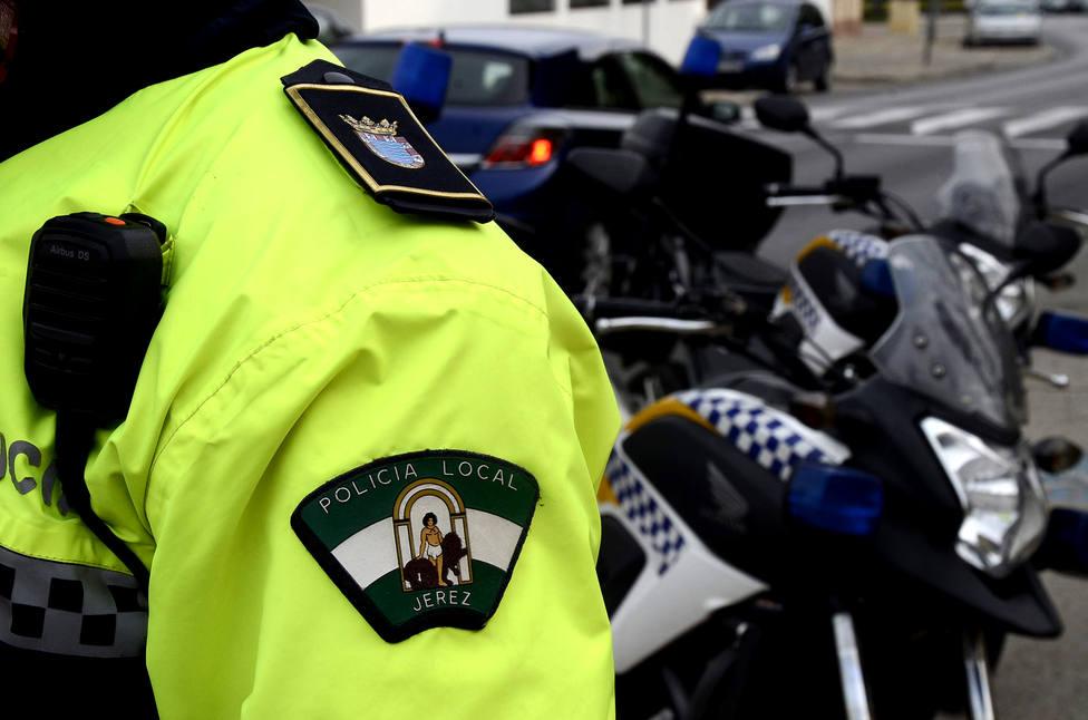El virus merma a la Policia Local de Jerez