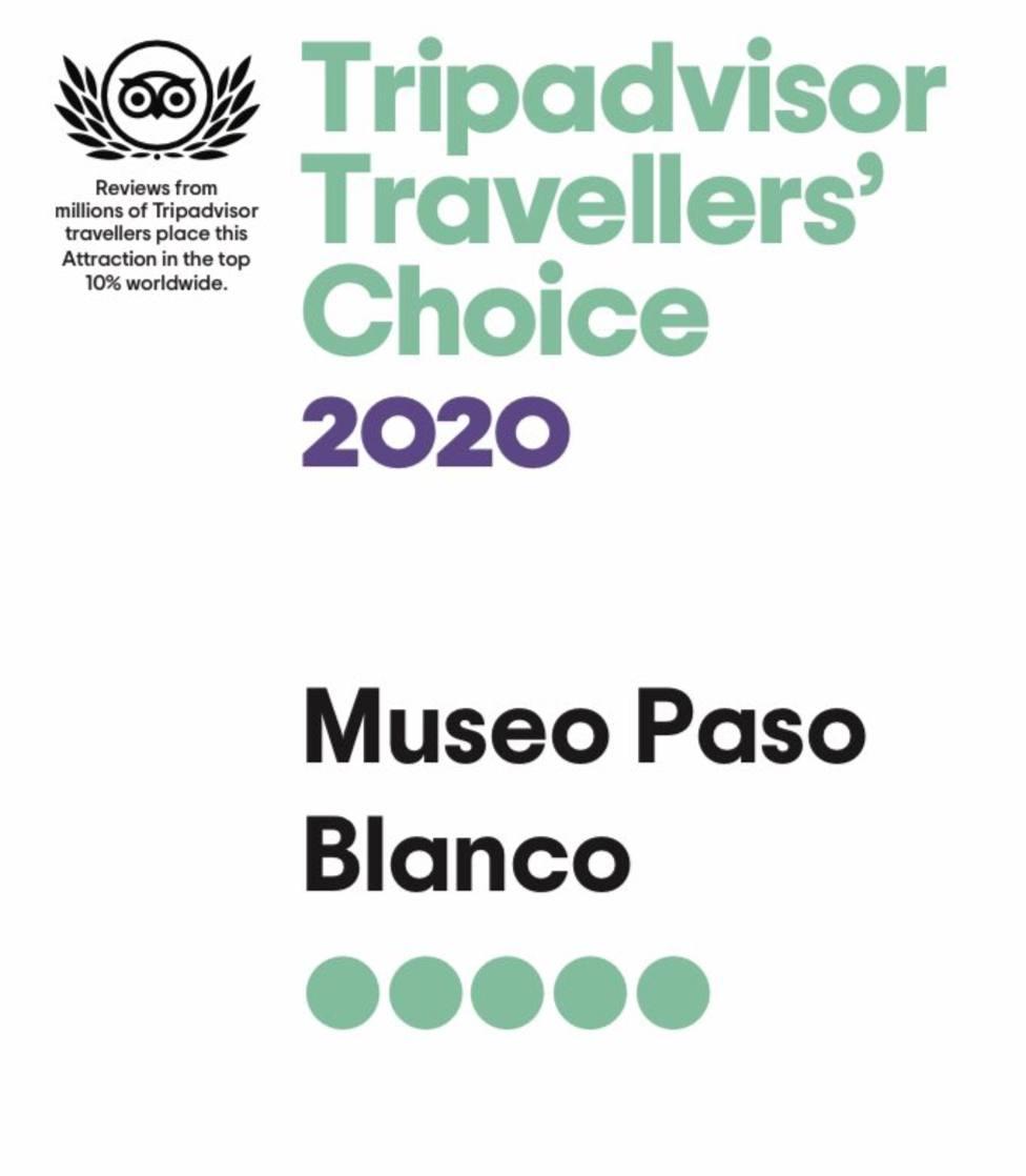 El muBBla gana el premio Travelers' Choice 2020 de Tripadvisor