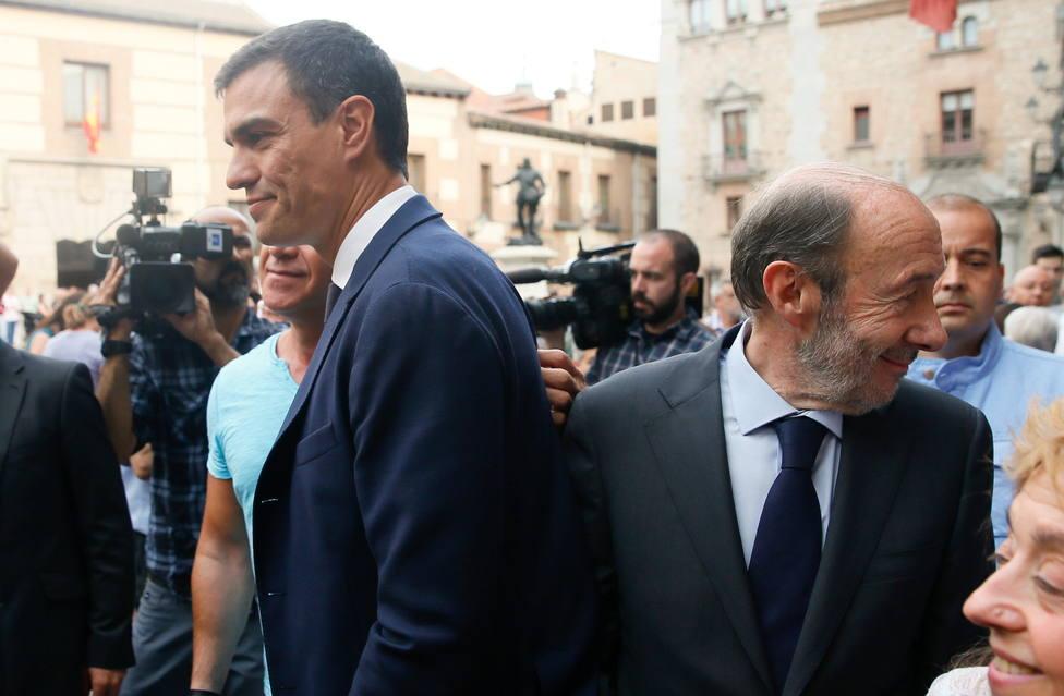 El profético mensaje de Rubalcaba a Pedro Sánchez que podría haber evitado los pactos con Bildu