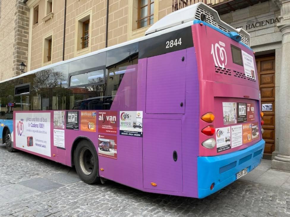 Autobús de Cadena 100