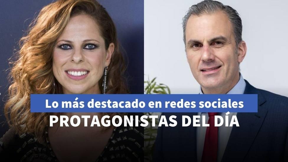 Protagonistas del día: el Belén más especial de Javier Ortega Smith y el nuevo proyecto de Pastora Soler