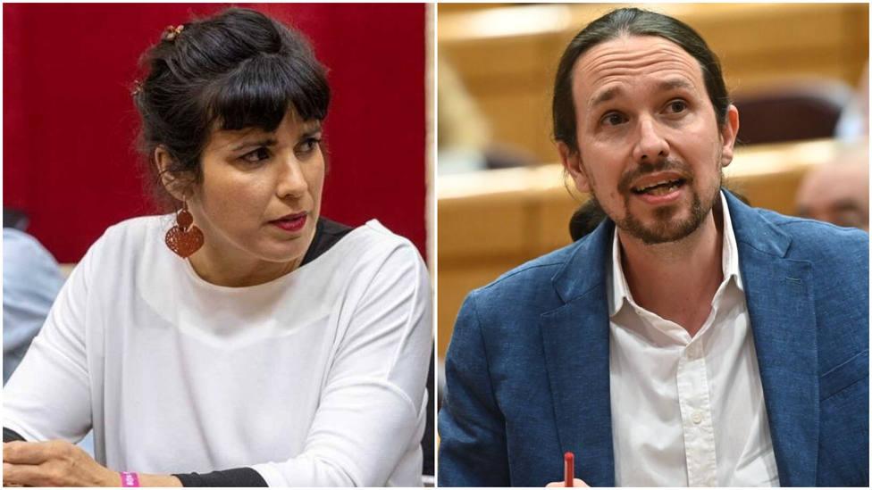 El ataque más duro de Teresa Rodríguez contra Pablo Iglesias por la subida de la luz: Cómplice