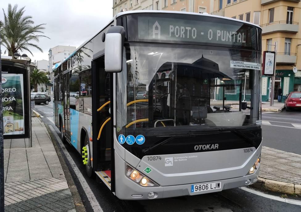 Uno de los últimos autobuses incorporado por Alsa a su flota de Ferrol - FOTO: Ferrol Bus