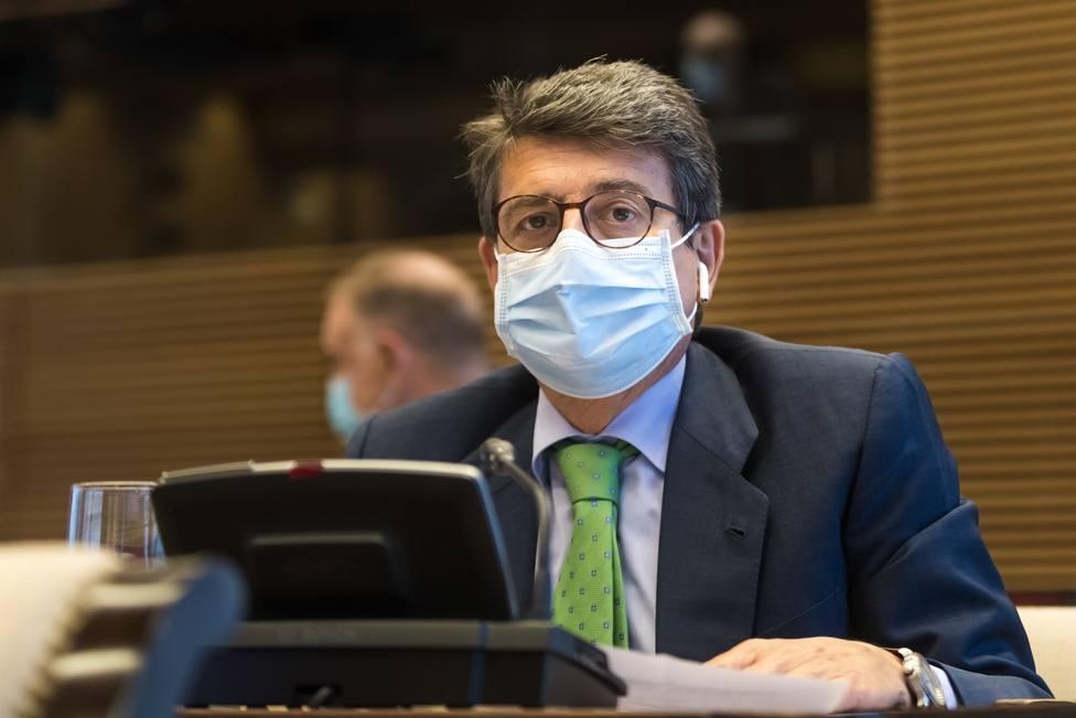 Matarí (PP) asegura que Celaá debe pedir perdón a las personas con discapacidad más que a él