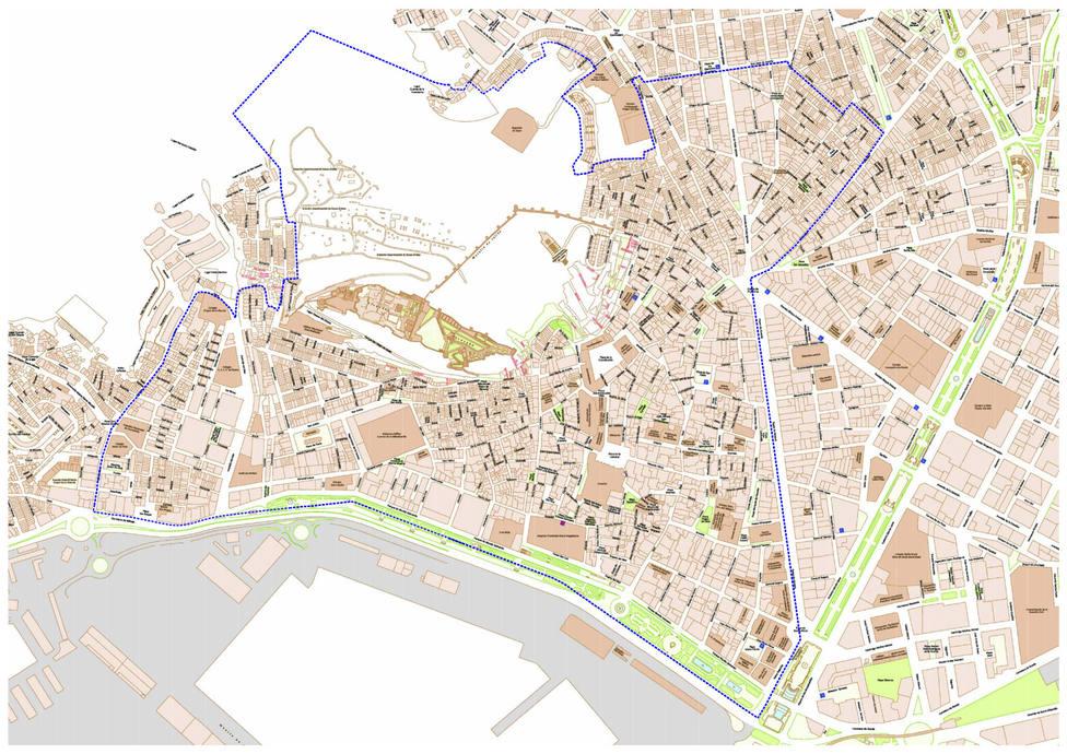 Novedades y requisitos para lograr las ayudas al alquiler en el casco histórico de Almería