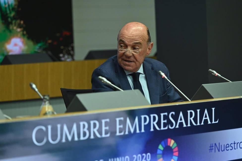 La CEOE nombra a Jaime García-Calzada nuevo presidente del Consejo de Turismo, tras la renuncia de Marichal