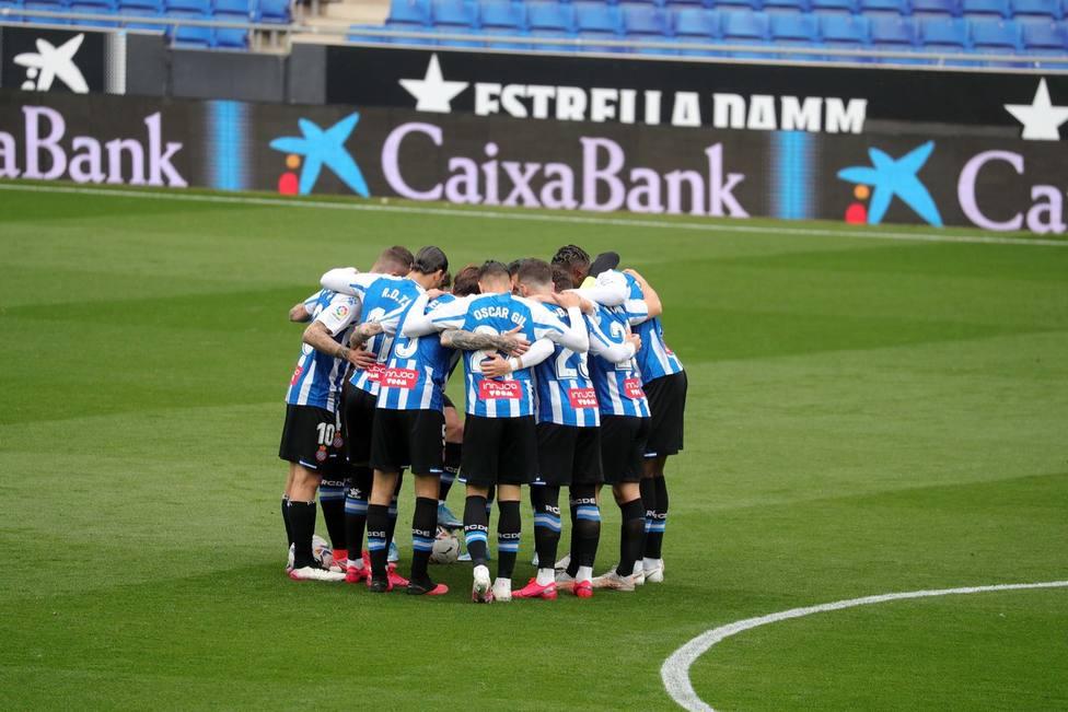 El tropiezo del Almería acerca al Espanyol a Primera