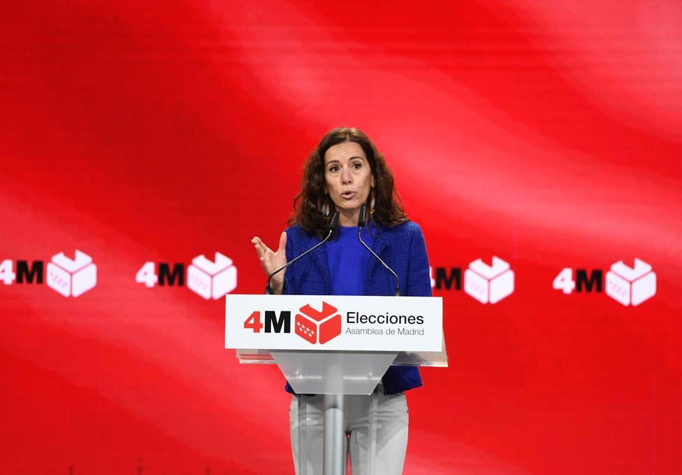 Ayuso propondrá a Eugenia Carballedo como presidenta de la Asamblea de Madrid