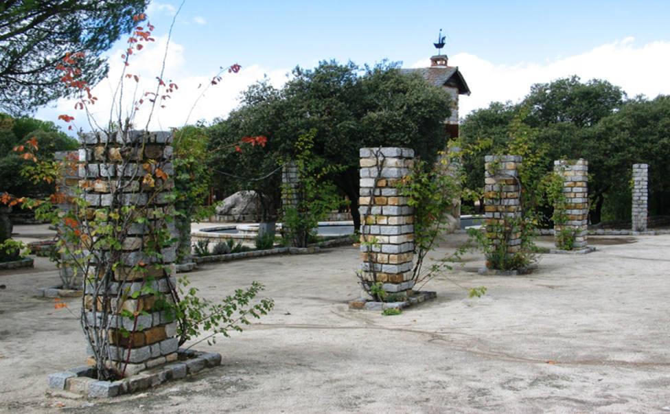 Parque JH   FOTO: Ayuntamiento de Torrelodones
