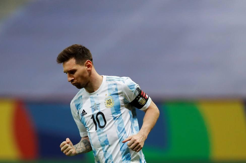 Messi y Argentina se clasifican para la final de la Copa América en los penaltis
