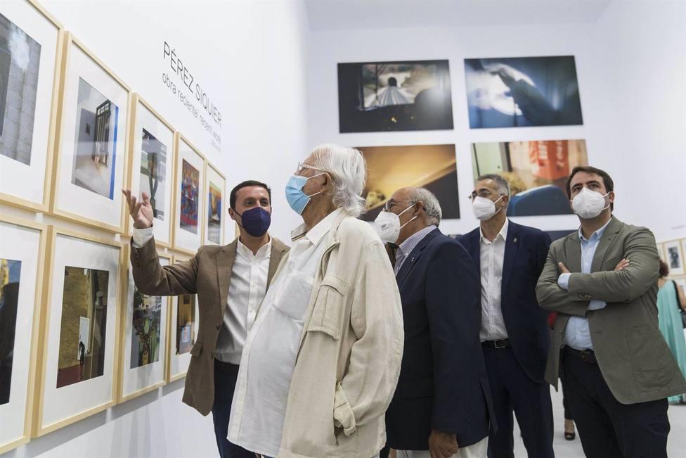 Muere a los 90 años el fotógrafo almeriense Carlos Pérez Siquier, Premio Nacional de Fotografía