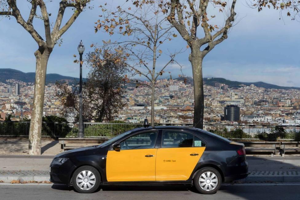 El detenido asaltó un taxi de Barcelona a punta de pistola