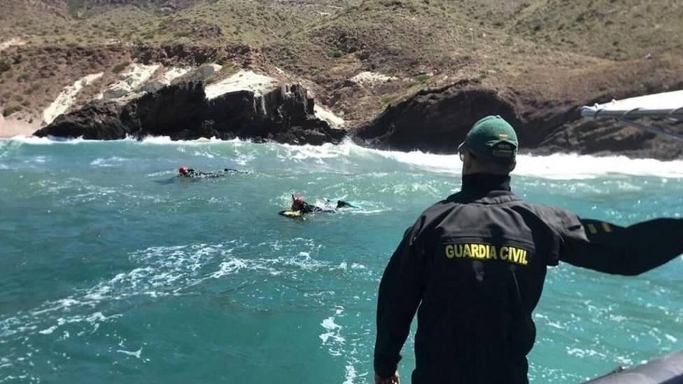 Buzos de la Guardia Civil / 112 ANDALUCÍA